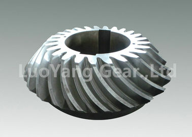 Large Steel AISI1045 S45C Custom Bevel Gears For Oil and Gas /  Electrical / Construction